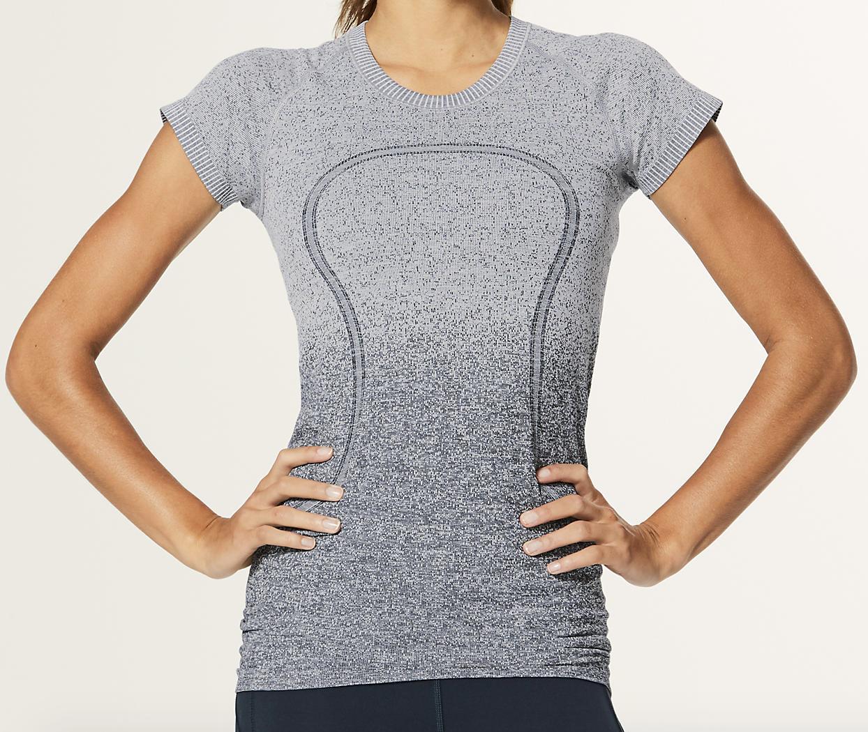 Lululemon 'Swiftly Tech' Shirt