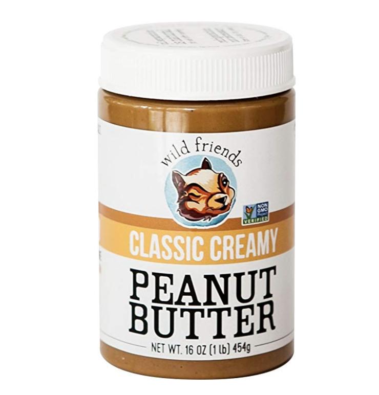 Wild Friends Organic Peanut Butter