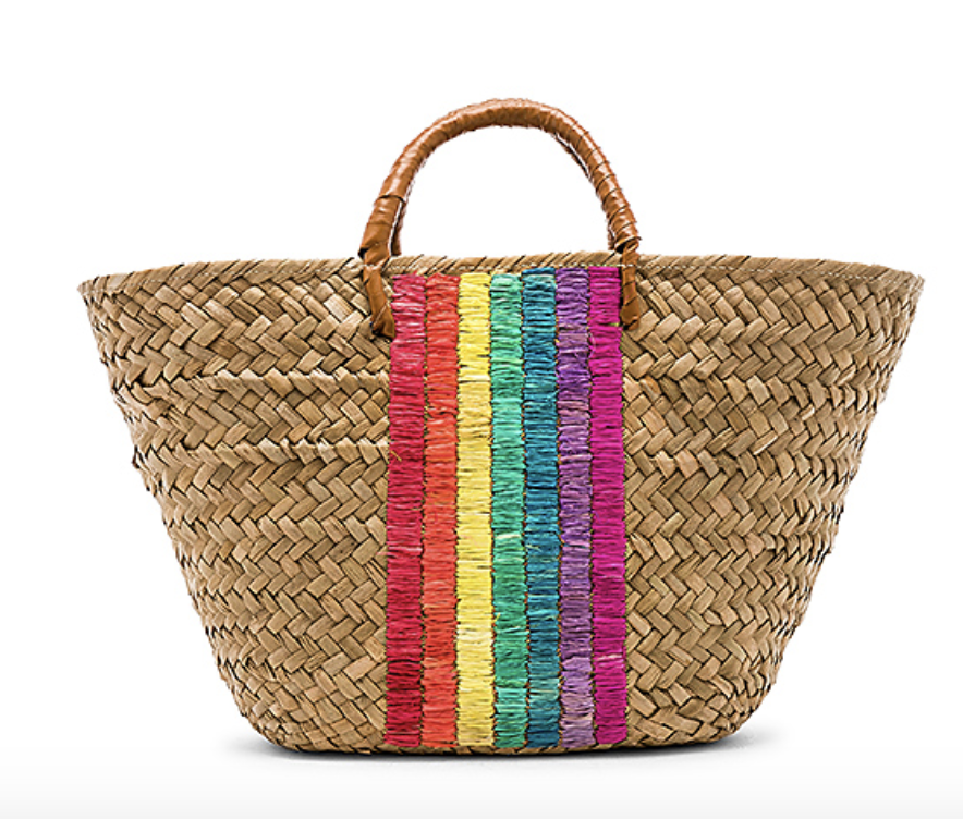 Kayu beach bag