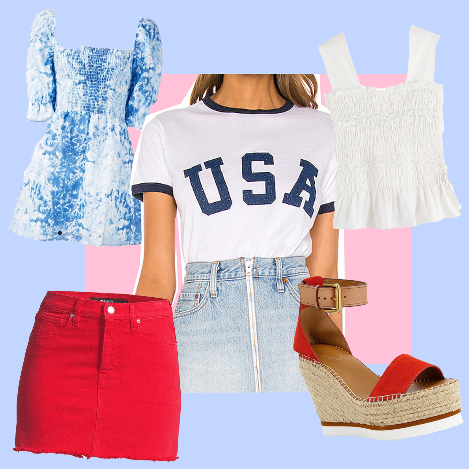 4th of July Fashion & Outfit Ideas