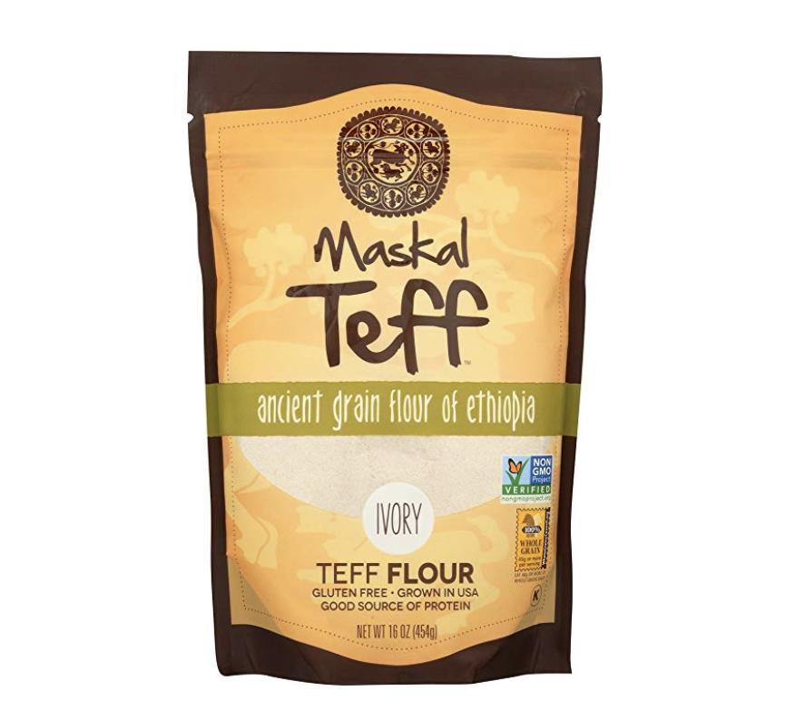 Maskal Teff Flour (Ivory)