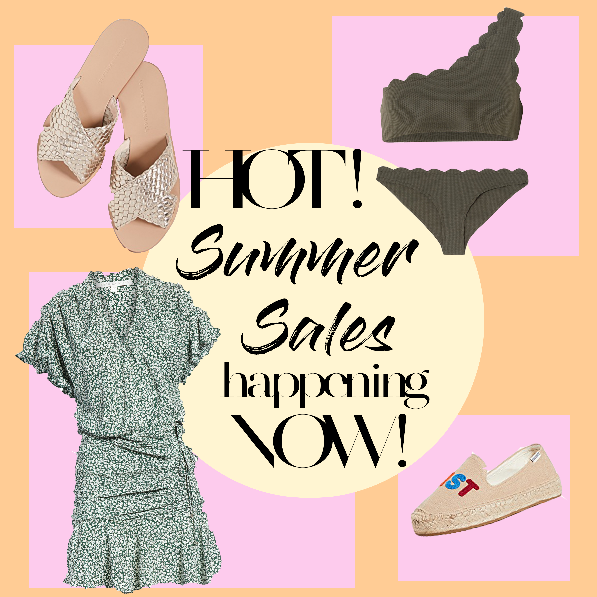 HOT Summer Sales Right Now!