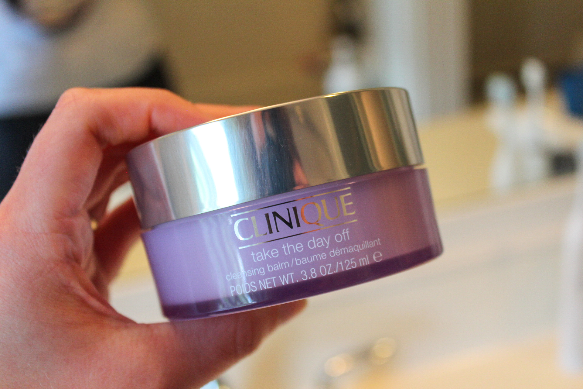 Review: Clinique 'Take The Day Off' Cleansing Balm