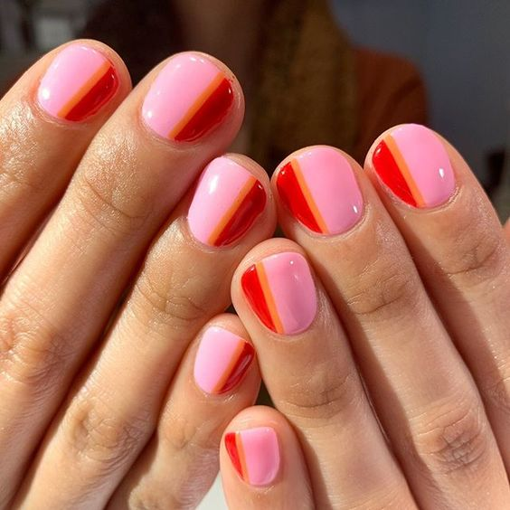 The Perfect Summer Nail Colors // @simplychloesarah // simplychloesarah.com
