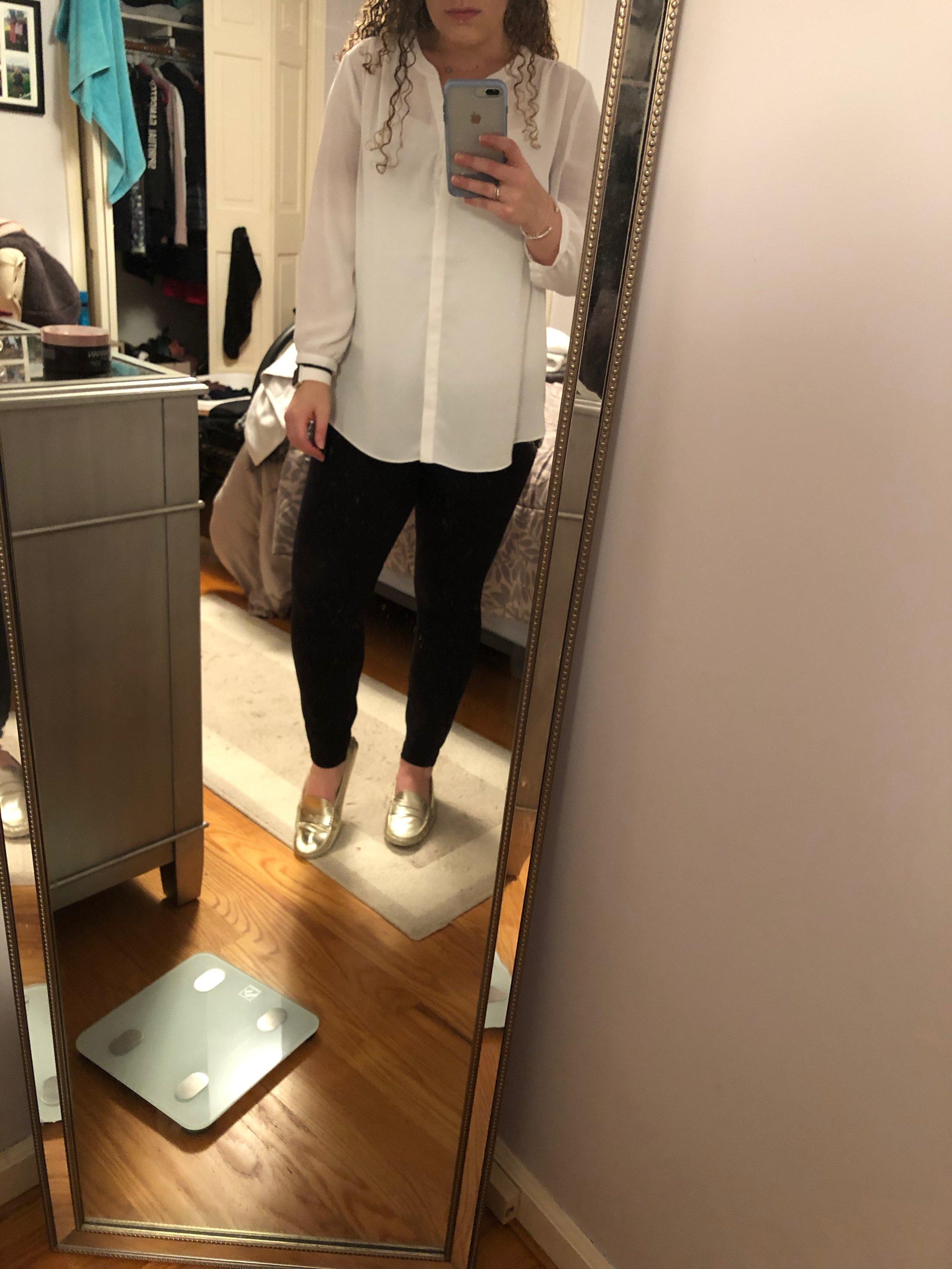 Work Wear: Week of 9/23 - 9/27 - SIMPLYCHLOESARAH.COM