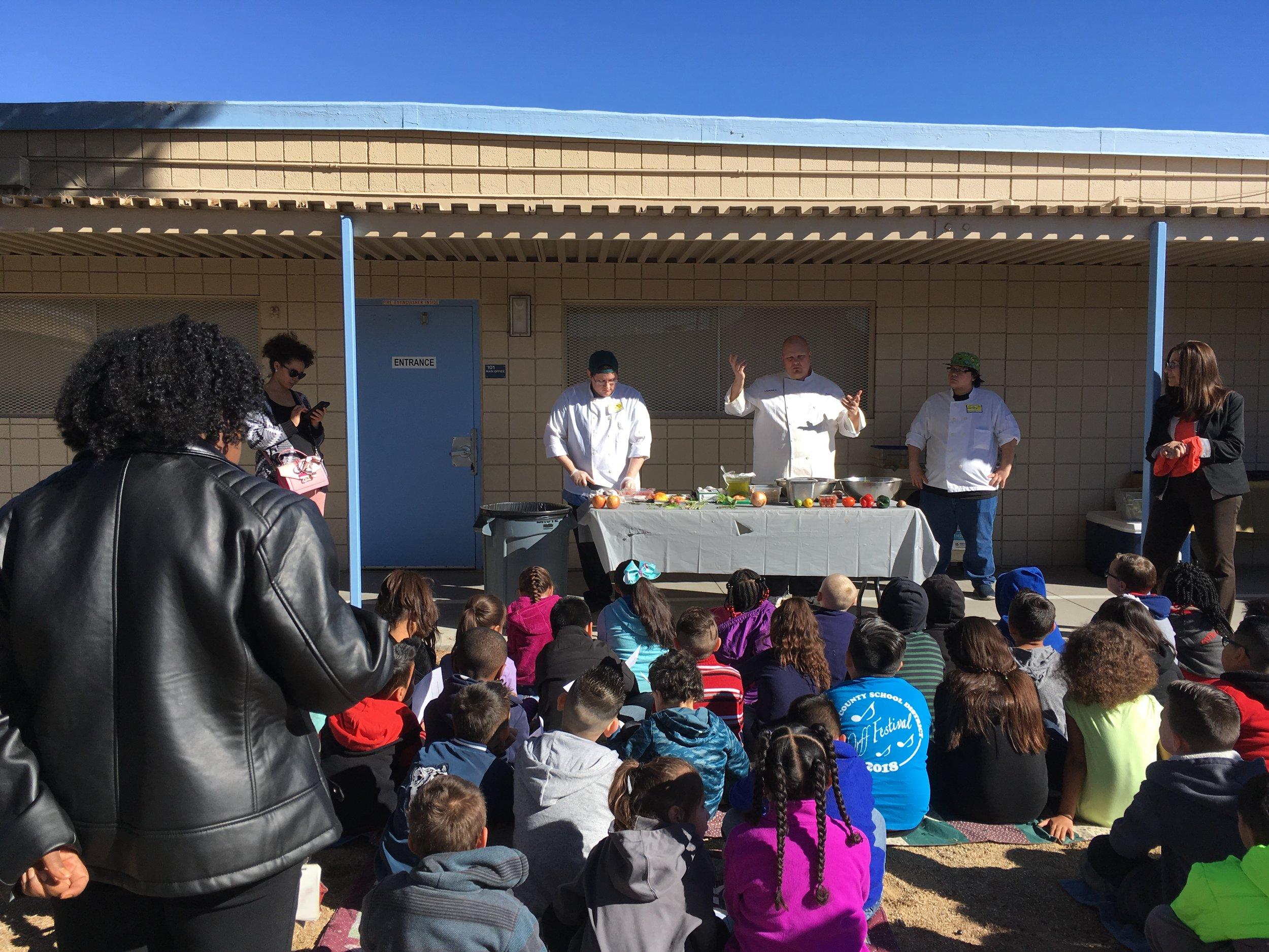 Chef Scott Pajak Presenting.JPG