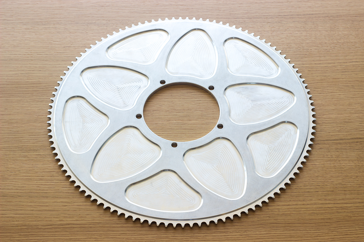 110 tooth chainring
