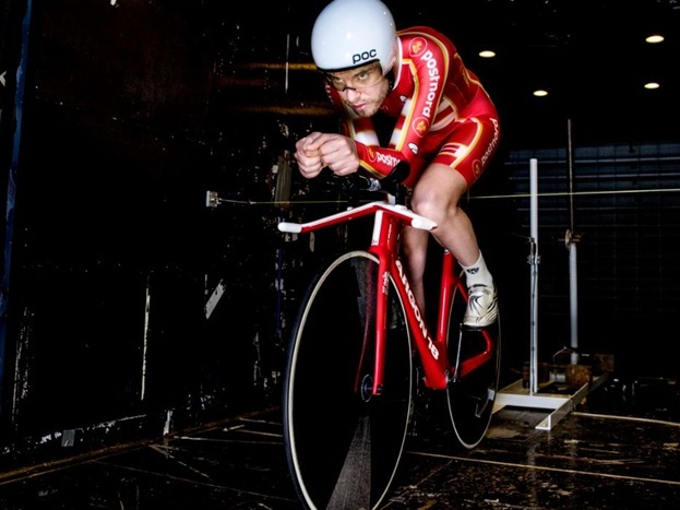 Image Source : Team Denmark wind tunnel testing in preparation for the 2020 Olympics.