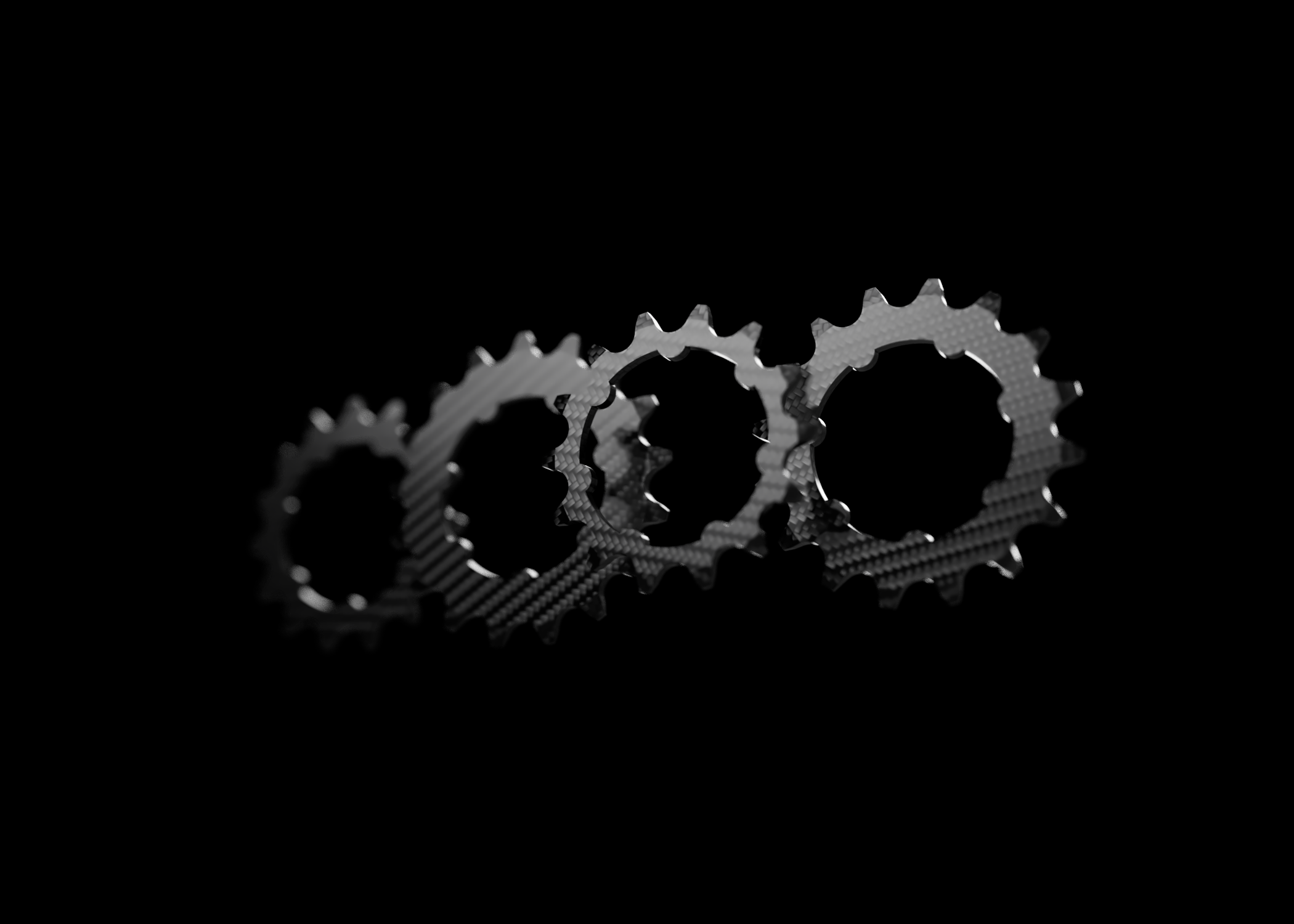 Carbon Sprocket