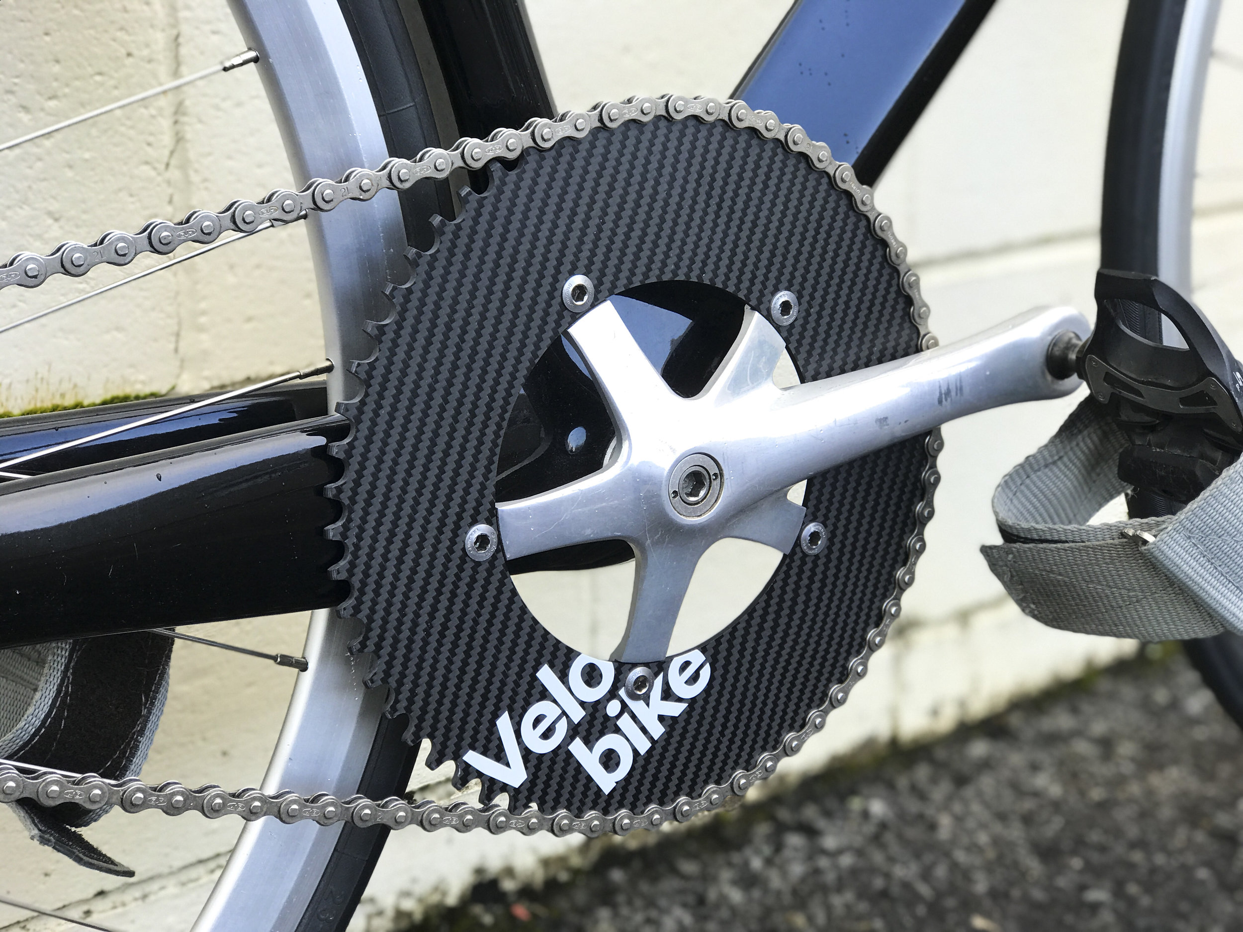 Velobike Carbon Chainring