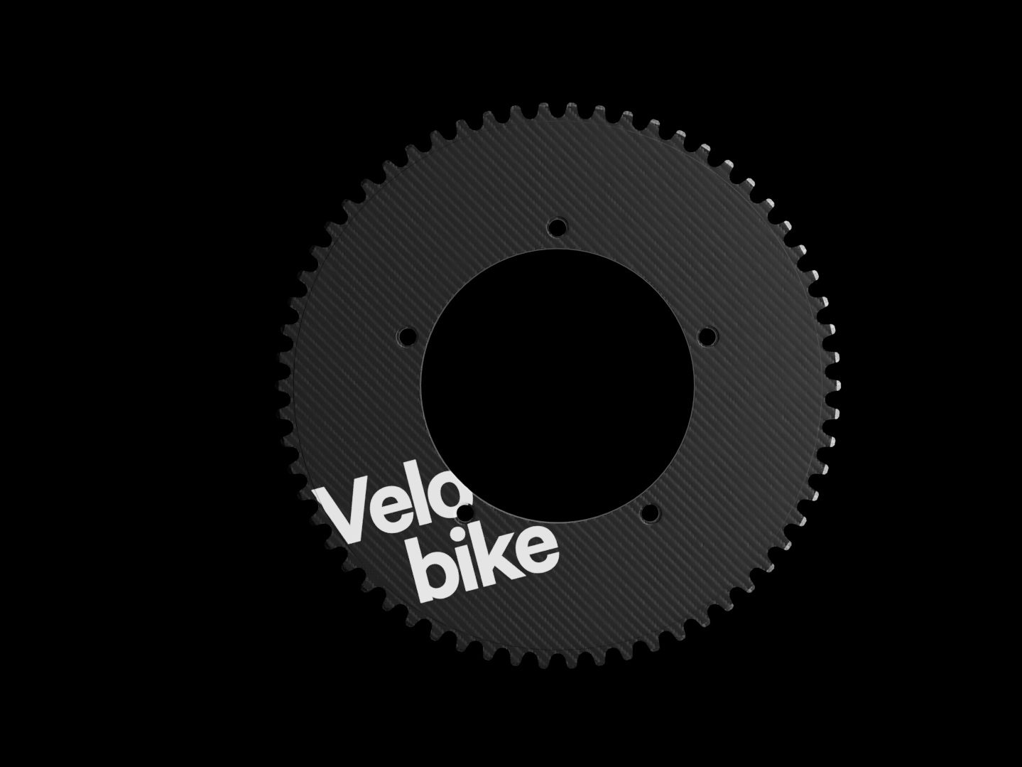 Carbon FiberChainrings -