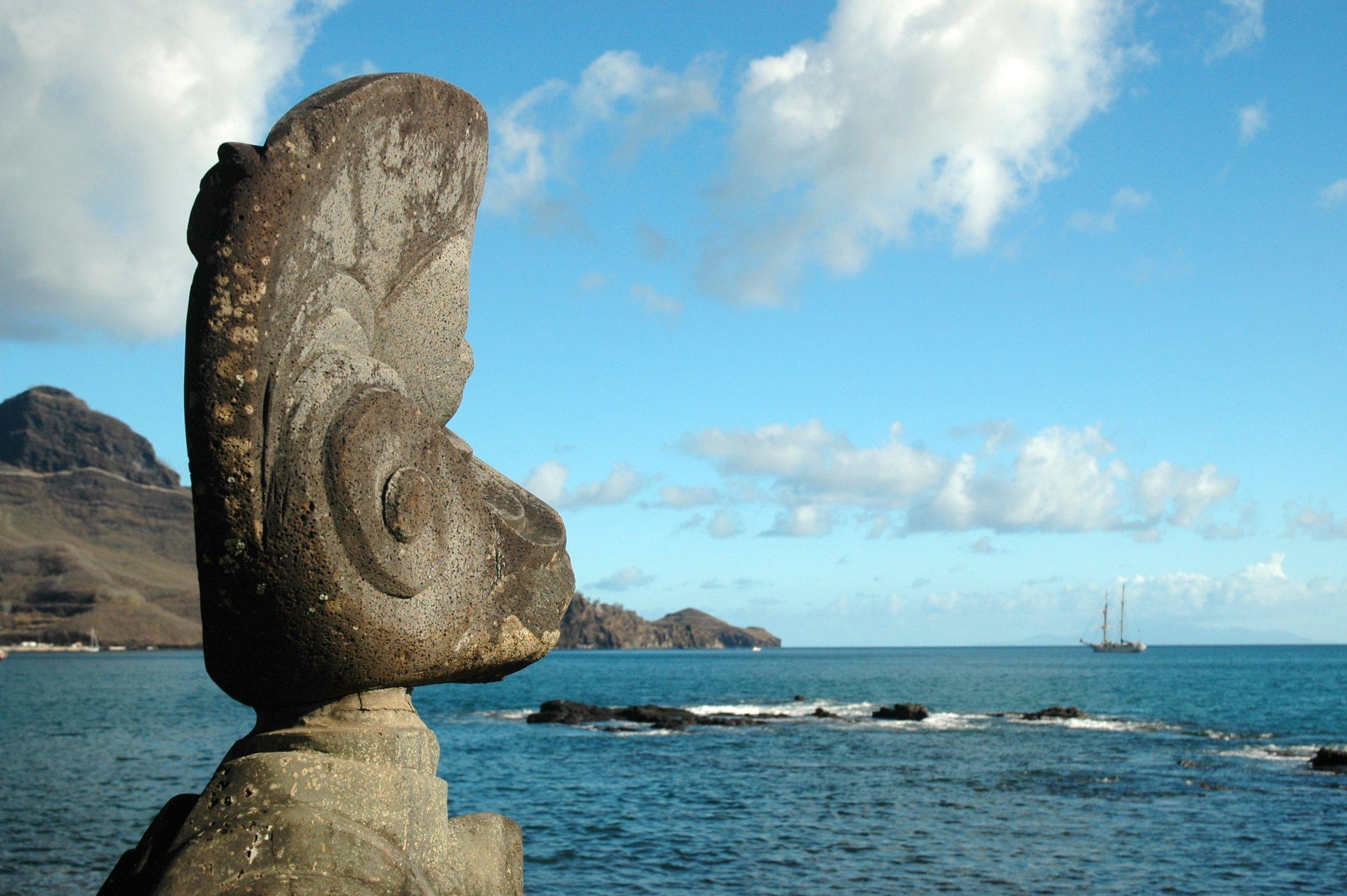 IN THE WAKE: - RISING SEAS, VANISHING NATIONS