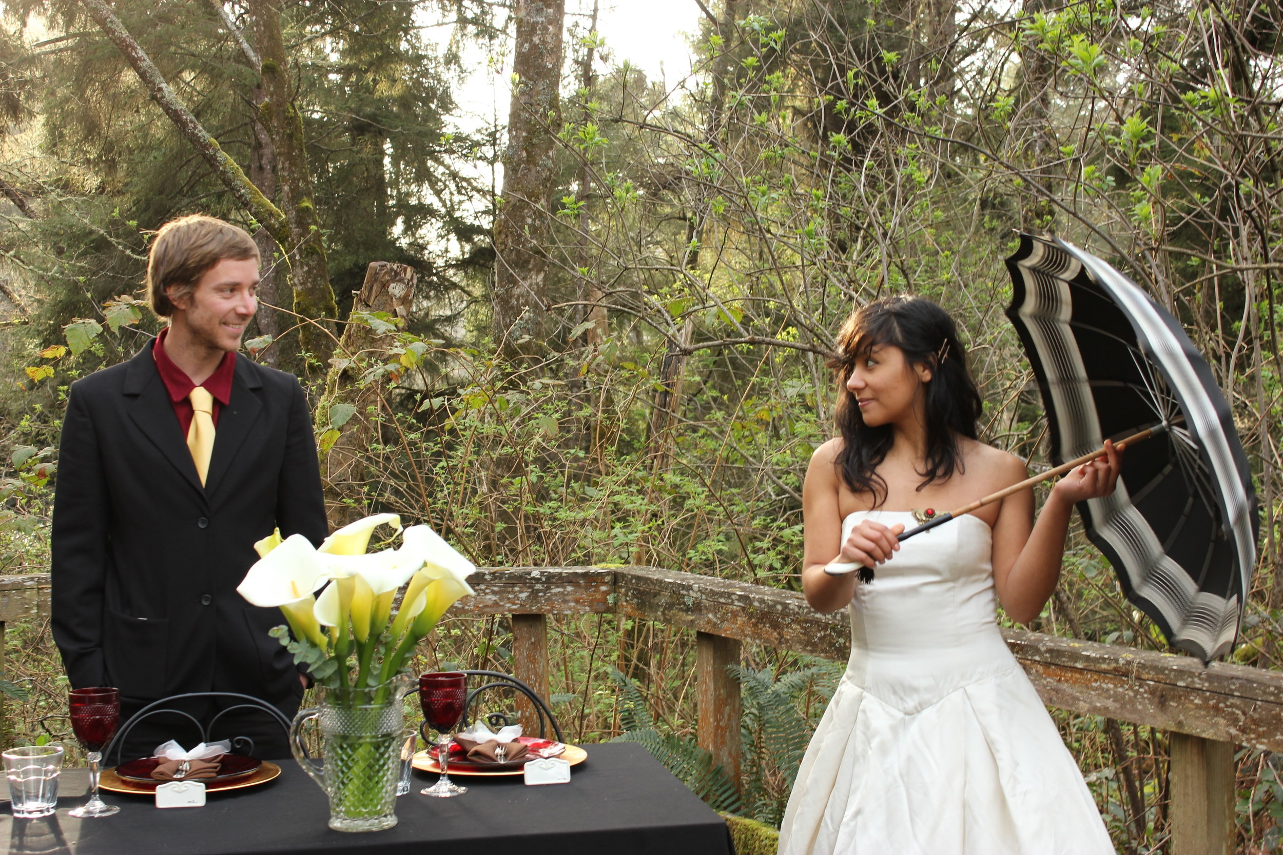 Why Day-of ? - Don't need a full scale wedding planner but want your wedding day to be stress free? I offer Day-of Wedding coordinating so that you can relax.