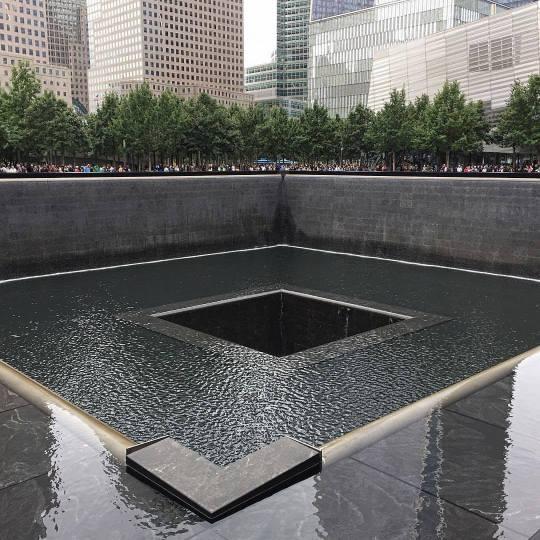 World Trade Centre Memorial