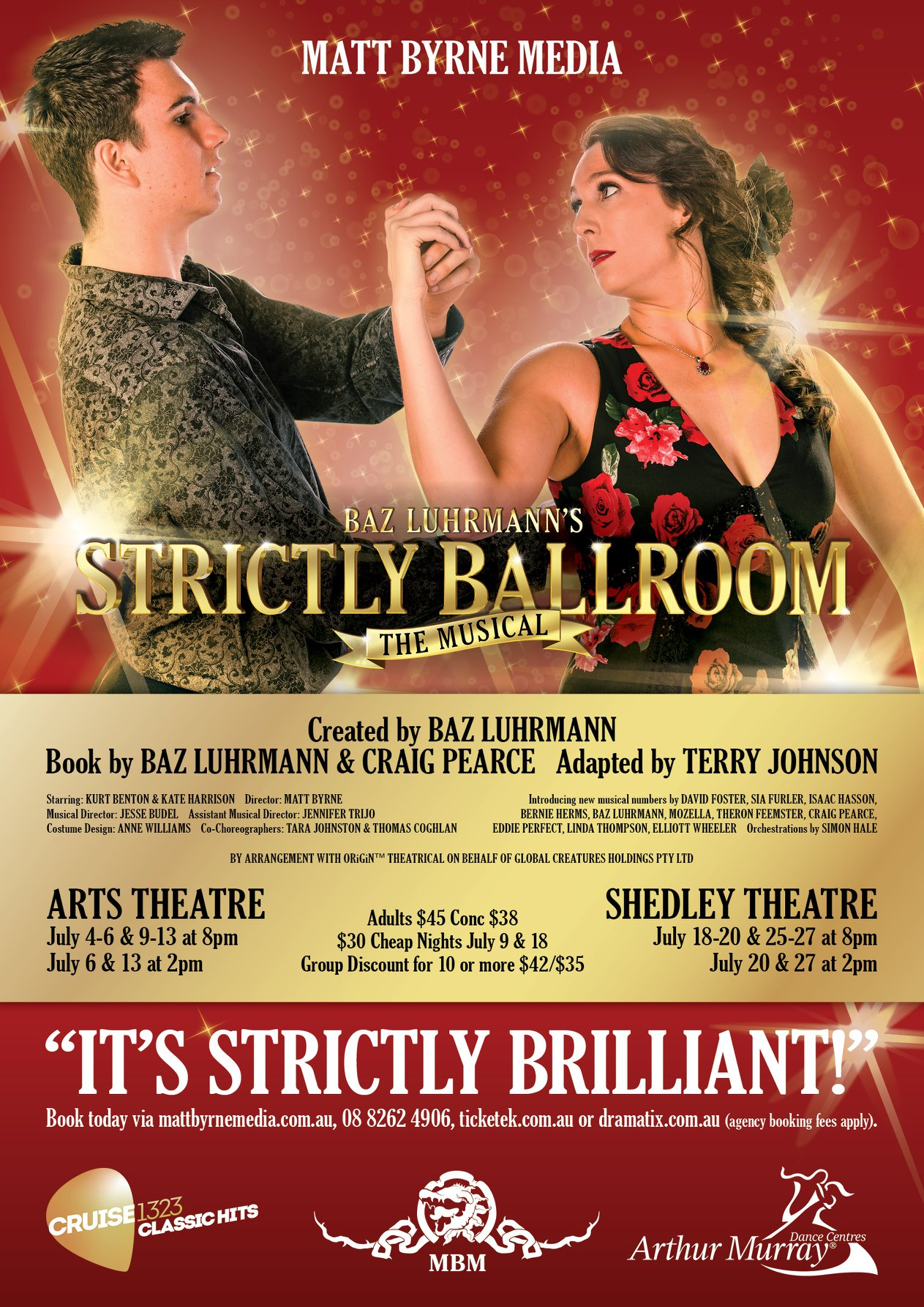 Strictly Ballroom - Musical Director