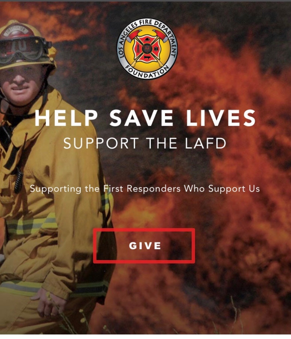 Support the LAFD