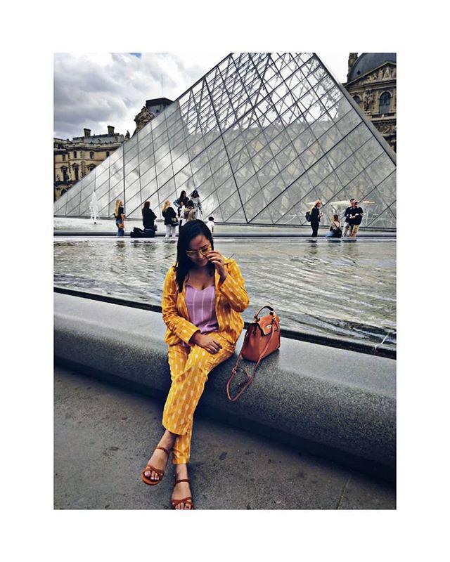 Tu es des scored sur mon coeur, Paris.