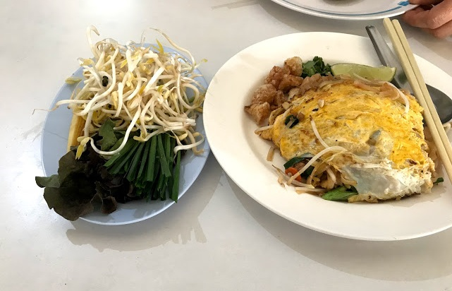 The best Pad Thai in Chun