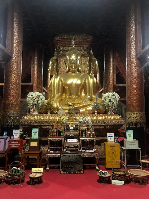 The 4 Buddha Images