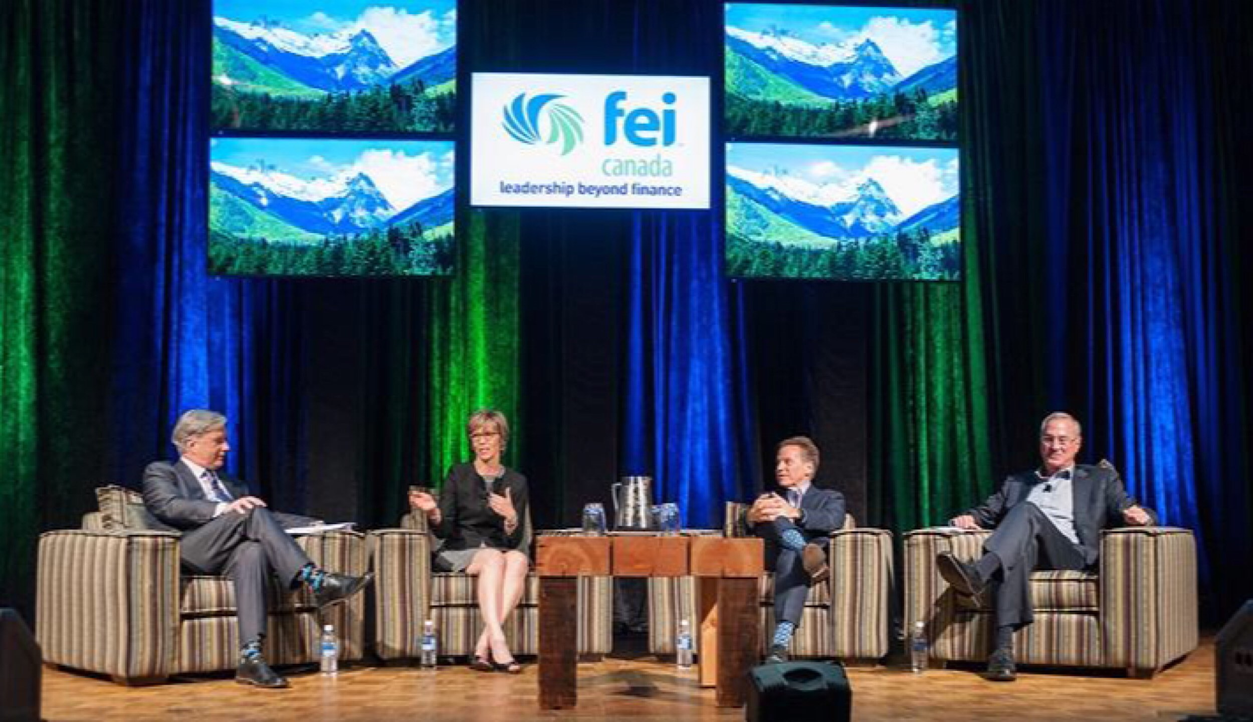 FEI Canada's annual conference attracts the top tier of Canada's financial leadership to meet about the future of the CFO.
