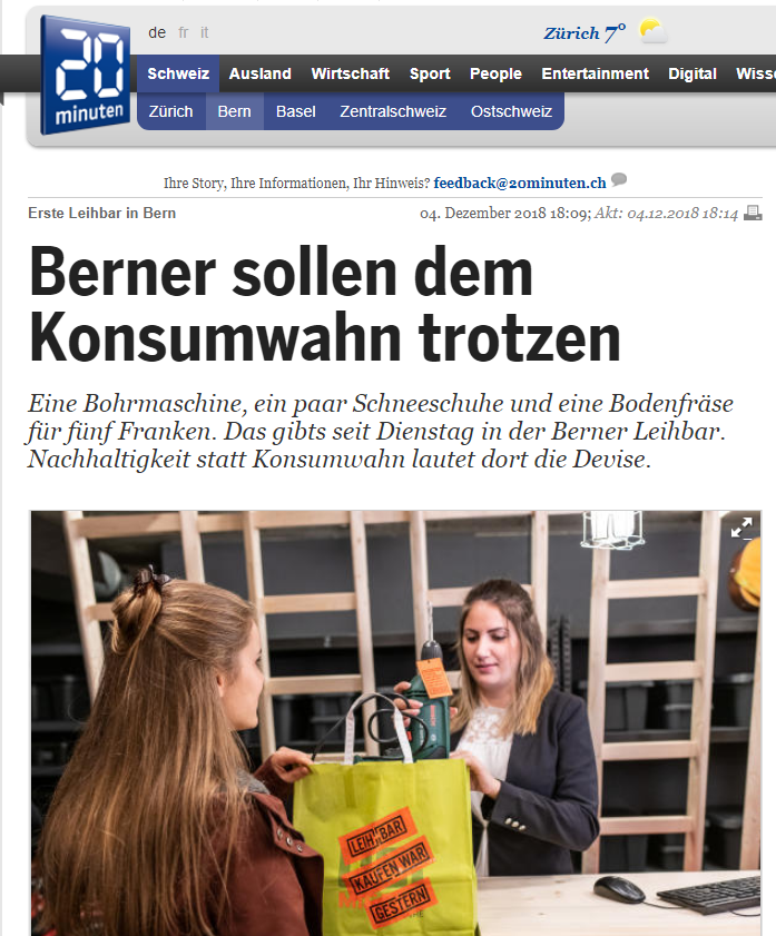 2018-12-05 10_30_33-20 Minuten - Berner sollen dem Konsumwahn trotzen - Bern.png