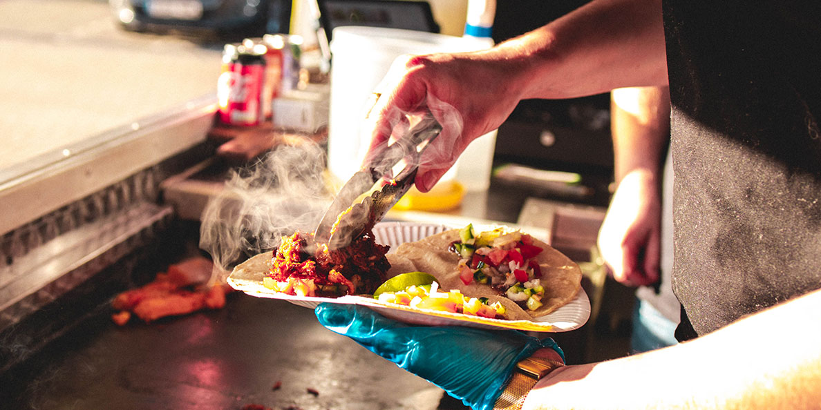 Thank you to Rupert & Rolfe for catering for the evening food at our wedding! Tacos were incredible and all of guests were raving about them! Thank you so much, I could not recommend them more highly! Jamie & Ged - — Jamie Barnes★★★★★