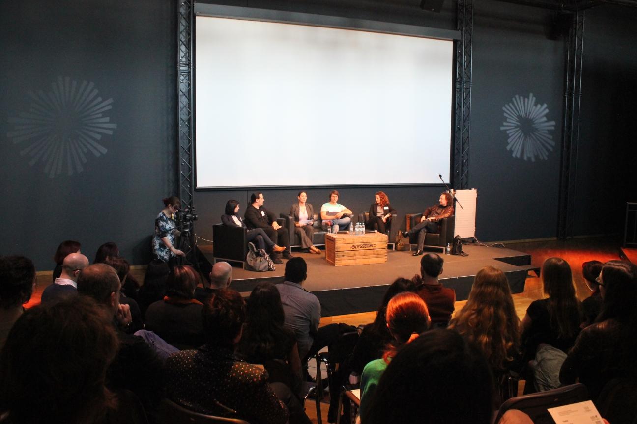 1. PAN-Branchentreffen 2016 in Köln