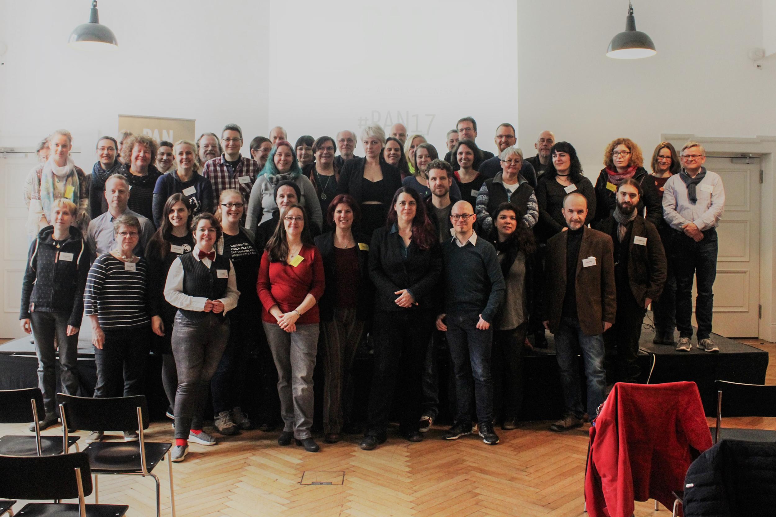 PAN Branchentreffen 2017 -