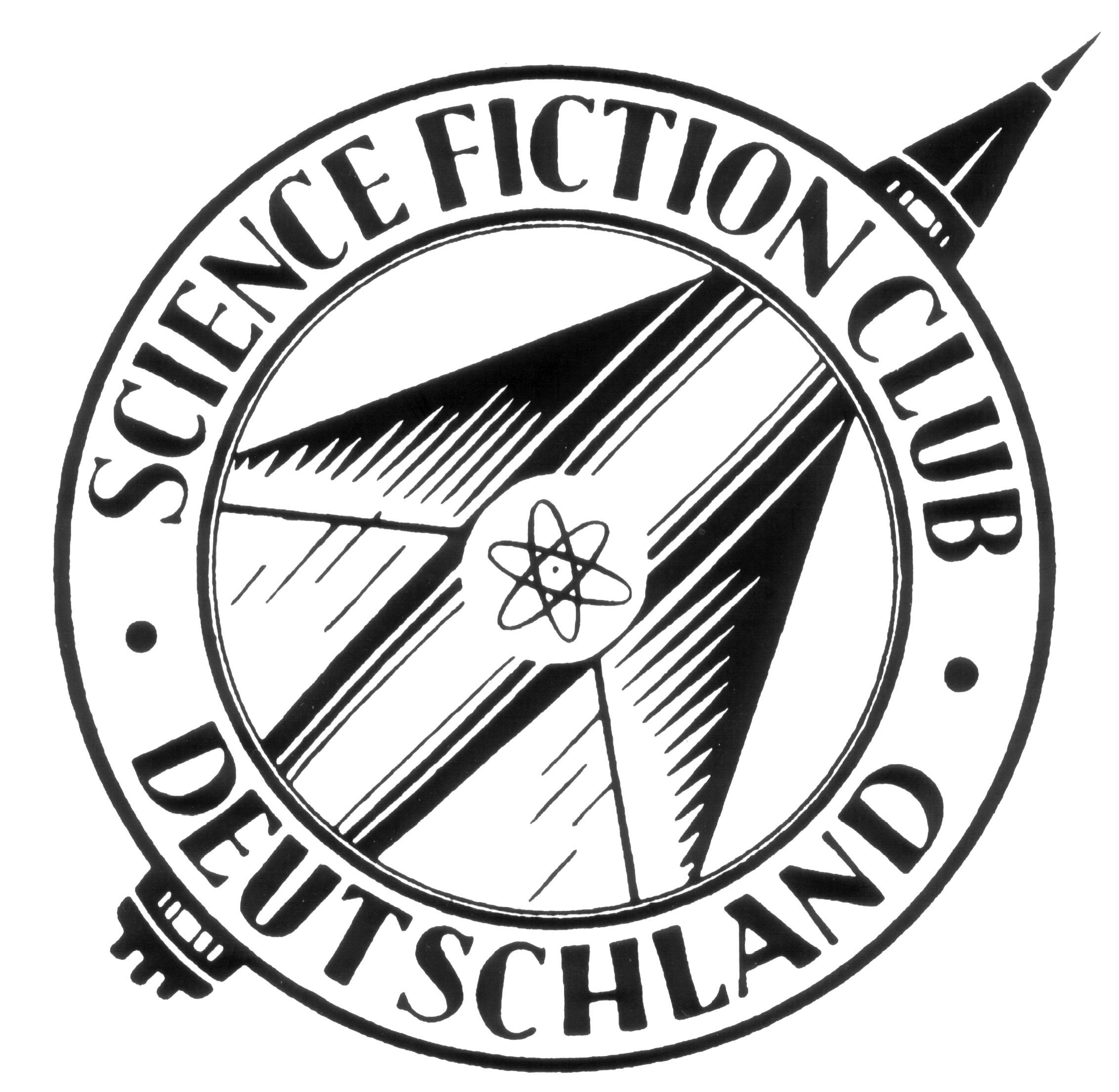 Logo des Science Fiction Club Deutschland e.V.