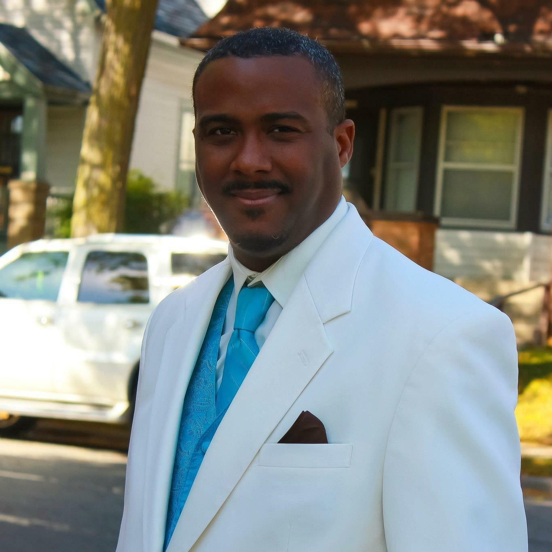 Ahmad Morgan  Cousin of Bride