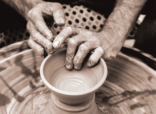 ABOUT kiln cambridge - An open-access members' ceramics studio providing an opportunity for development for members and a range of pottery classes for all. Set up by a group of artists, our vision is to create a place where friendships and ideas flourish in a supportive artists' community.