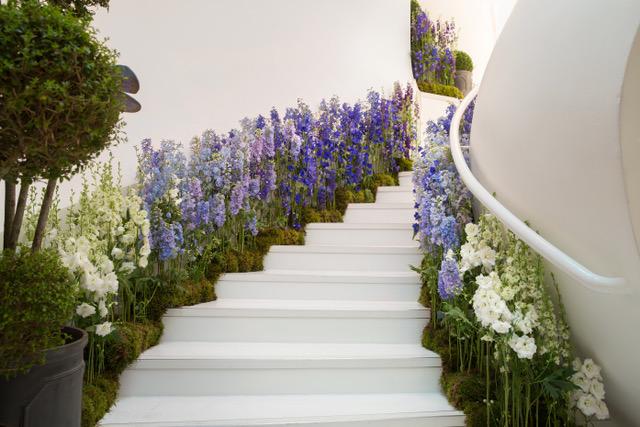Sketch London - Mayfair Flower Show 2017  Photographer:  Rob Whitrow