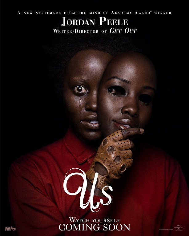 'Us' Poster