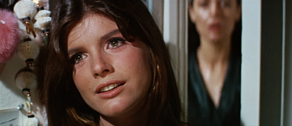 Katharine Ross in 'The Graduate' 1967