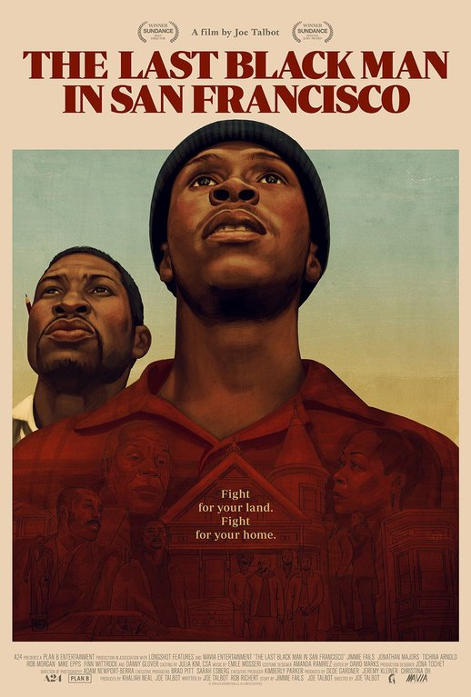 'The Last Black Man in San Francisco' Poster
