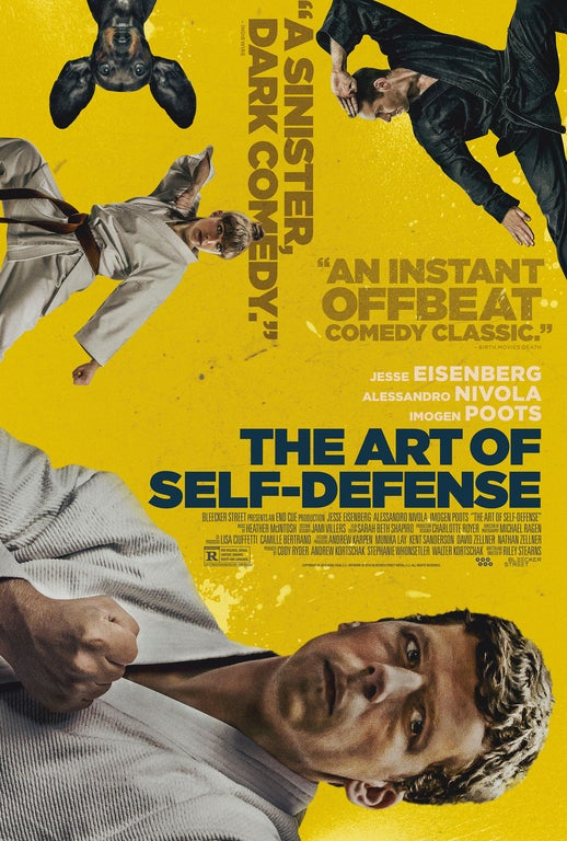 The Art of Self Defense Poster