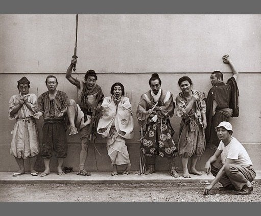 Kurosawa and the Cast of Rashomon, 1950