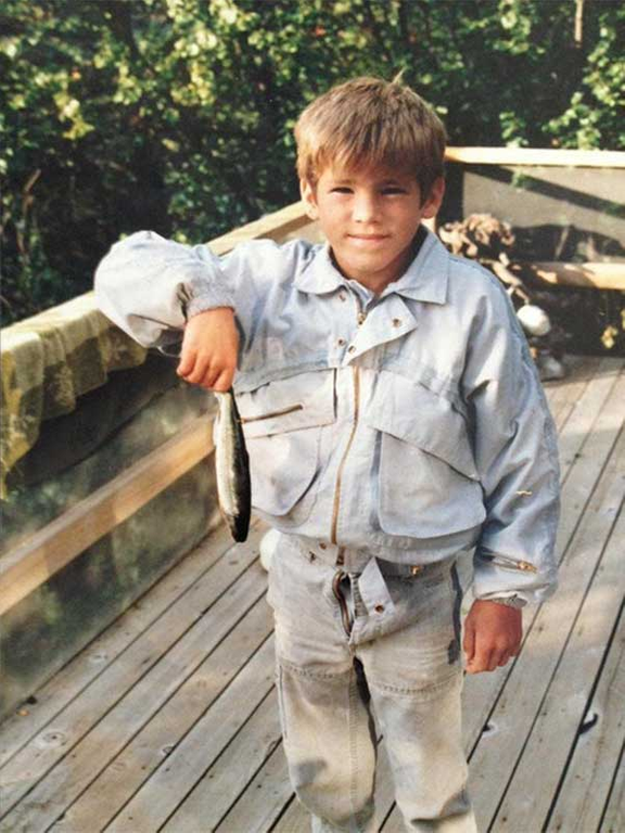 Ryan Reynolds Fly Fishing