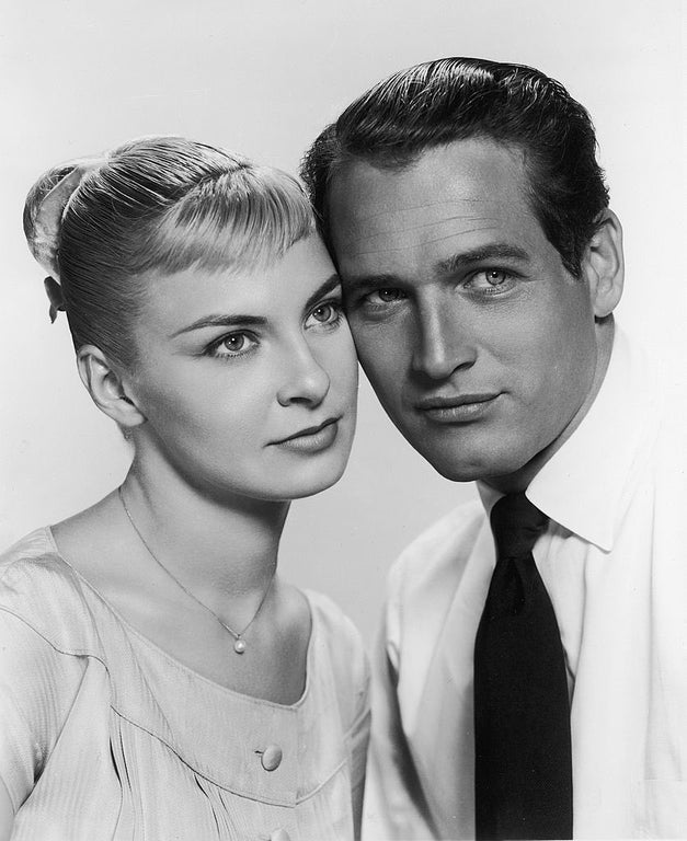 Joanne Woodward and Paul Newman, 'The Long Hot Summer,' 1958