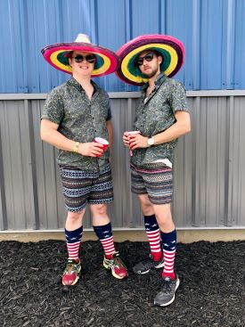12. (12) Stanky WiffJeff Cymbalski and Dan St. Aubin - The energy-AwesomeThe uniforms-FantasticThe WB-Will only get better. We expect these guys to make a splash in Year 2.