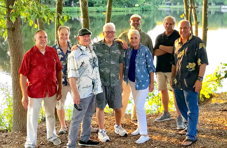 The Band Members - September 2018