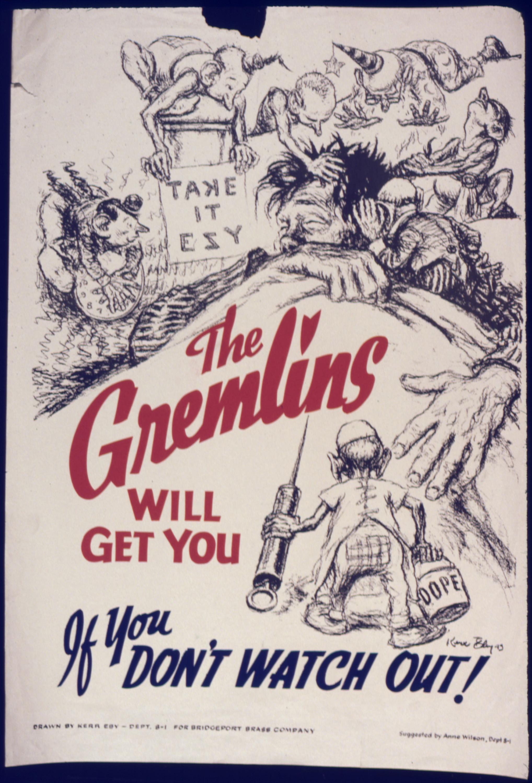 Money Gremlins -