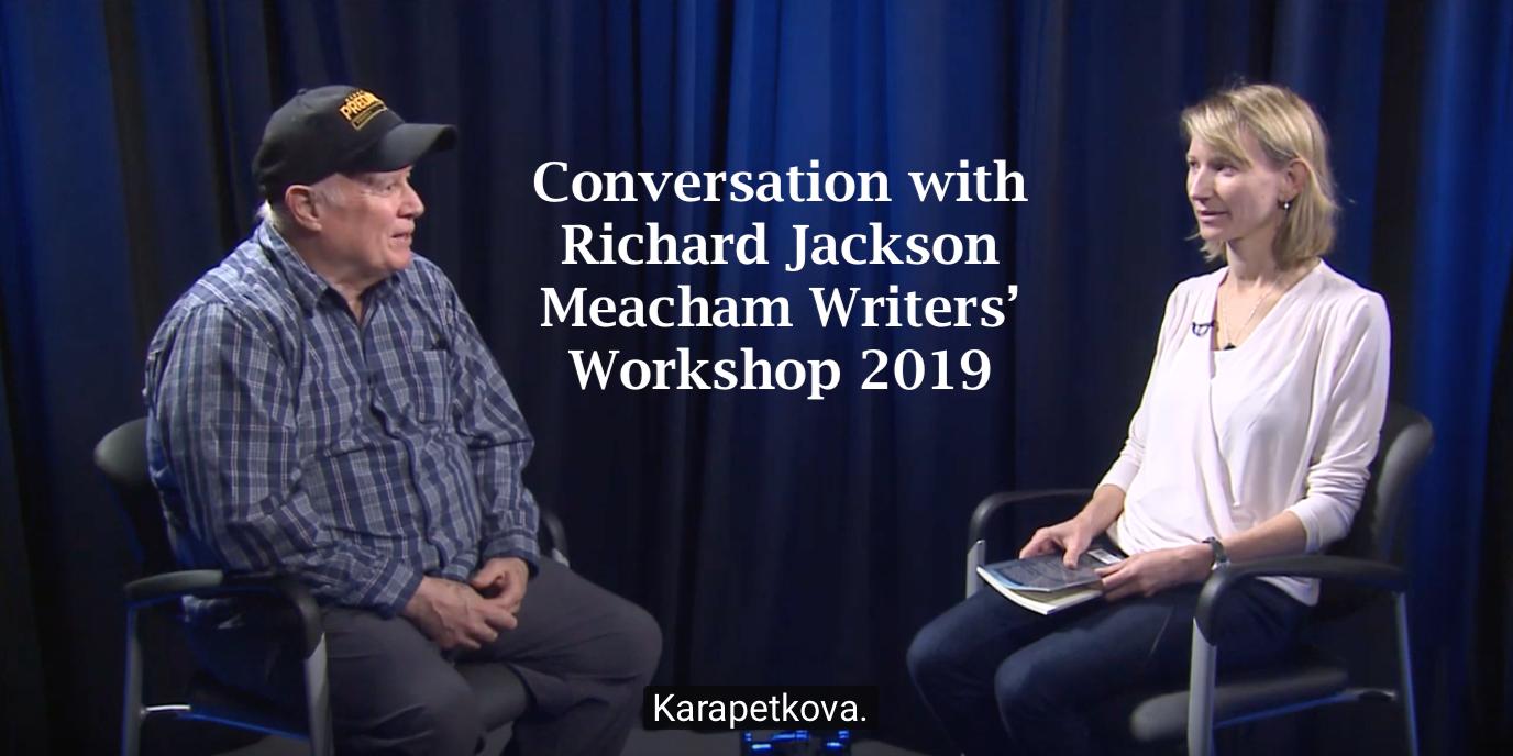 Meacham Writers' Workshop Conversation