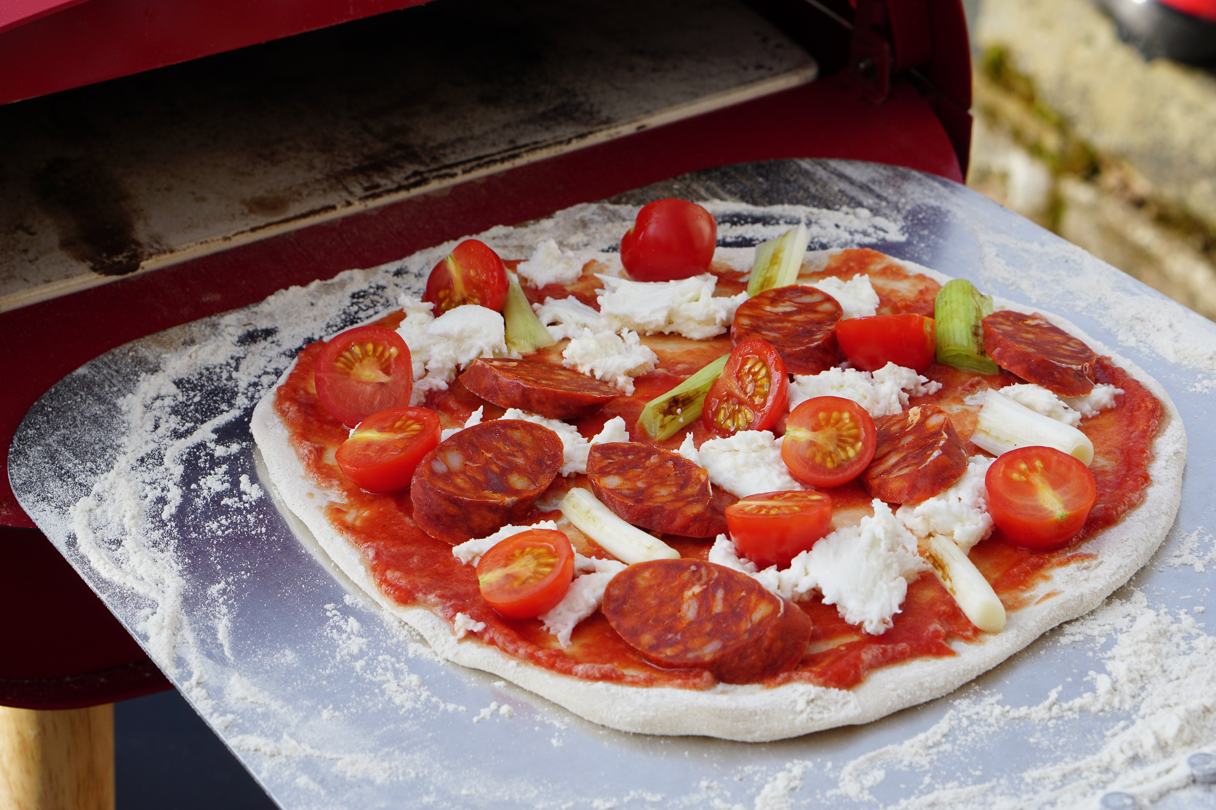 The best portable pizza oven for your garden