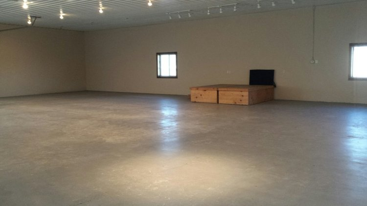 We have 5,500 square feet, 56 tables, & 200 chairs ready for any event  you need to have.