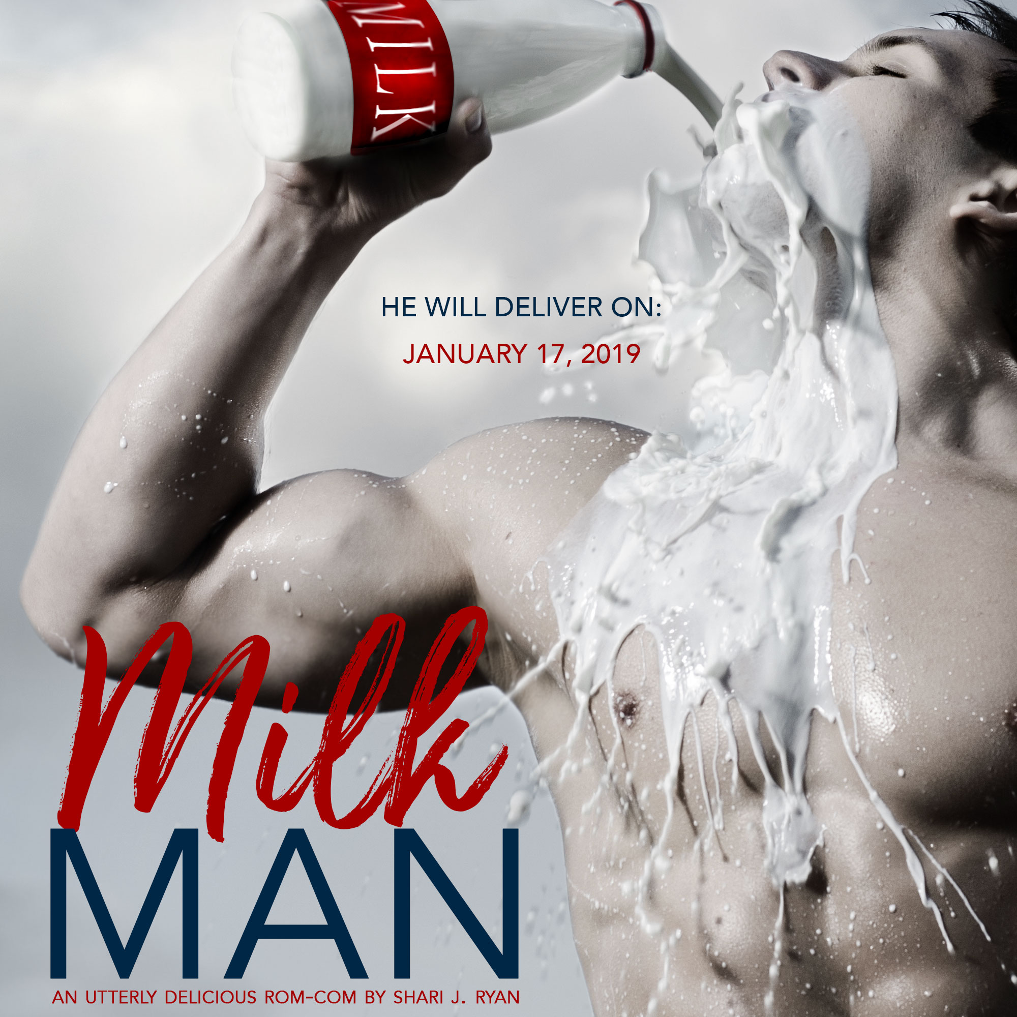 Add this guy to your TBR List on Goodreads!