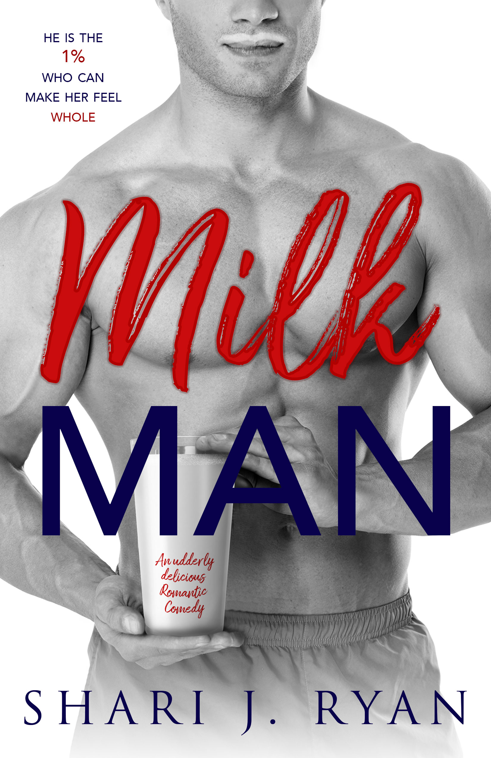 #COVERREVEAL - THE MILKMAN WILL DELIVER ON JANUARY 17, 2019!