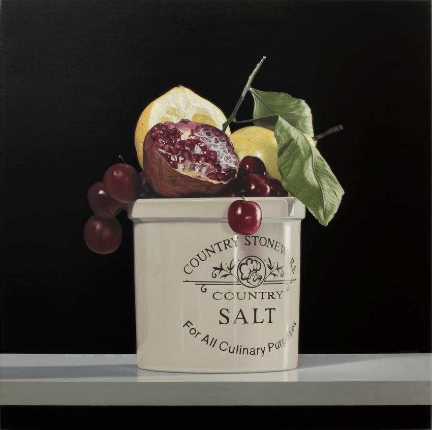 Adolfo Bigioni, Salt, 2010, olio su tela, cm. 60x60.jpg