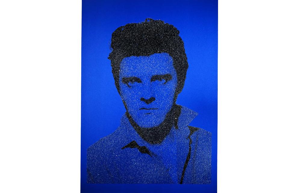 Gavin Turk blue.jpg