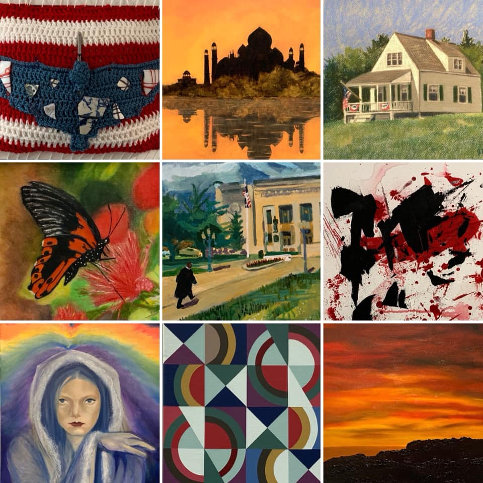 Nyack Art Collective Group Show, Rockland County Courthouse
